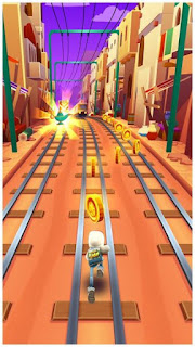 SUBWAY SURFERS: ARABIA MOD APK V1.67.0 [Unlimited Coins/Keys]