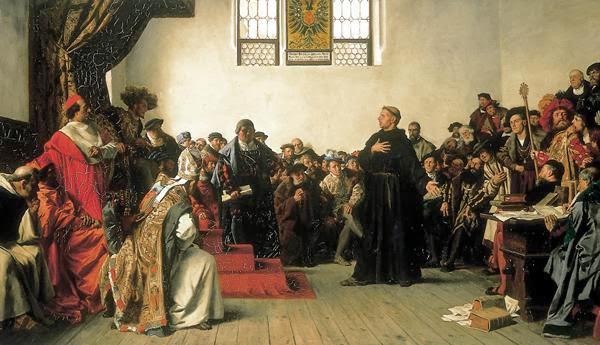 Reforma protestante lutero