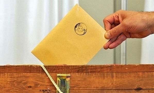 2015 Mudurnu Seçim Sonuçları