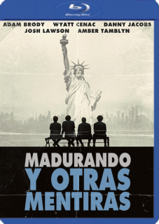 Madurando Y Otras Mentiras (2014) DVDRip Latino