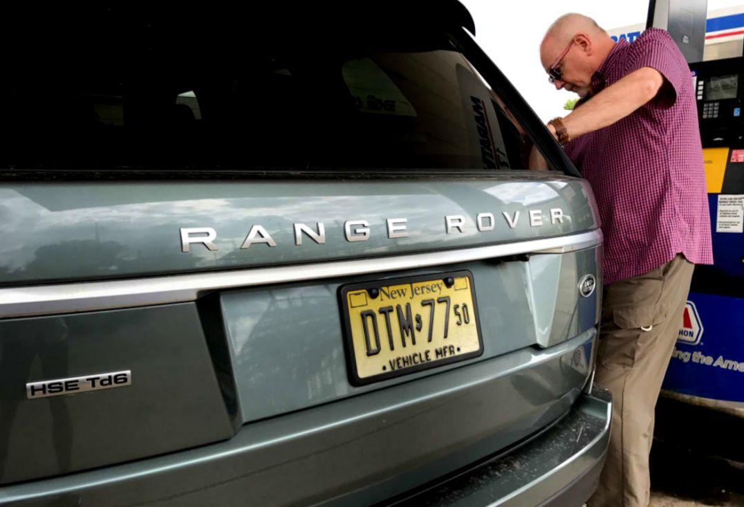 2017 Land Rover Range Sel Real World Mileage News