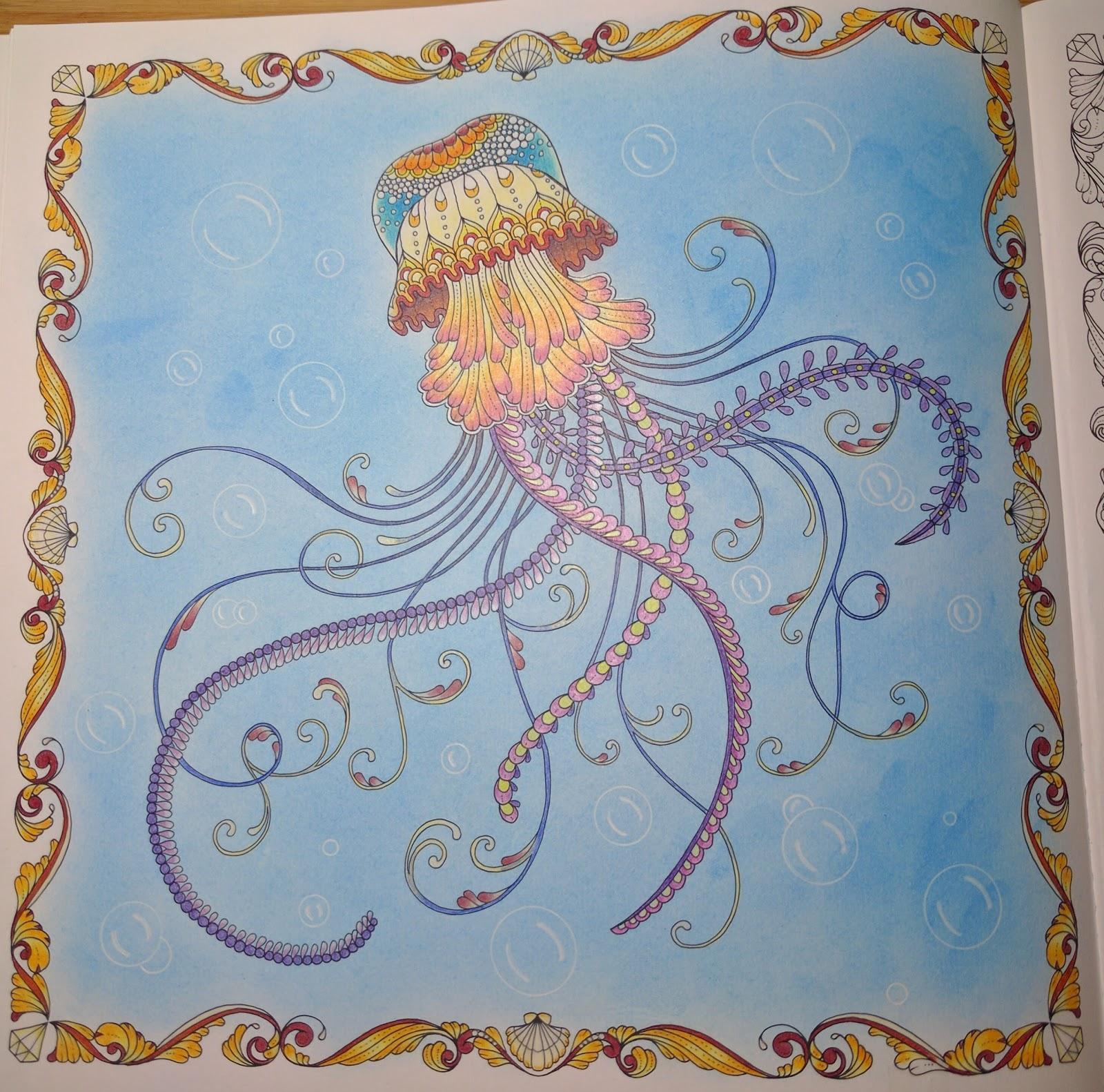 Jellyfish Tutorial By Peta Hewitt