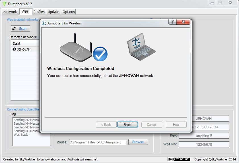 How To Hack Wifi WPA WPA2 ( WPS ) In Windows In 2 Mins Using