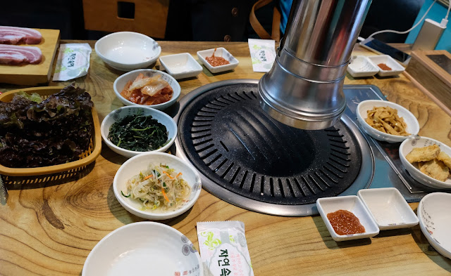 a photo of Where to eat in Seoul Korea.  Top restaurants in Seoul.