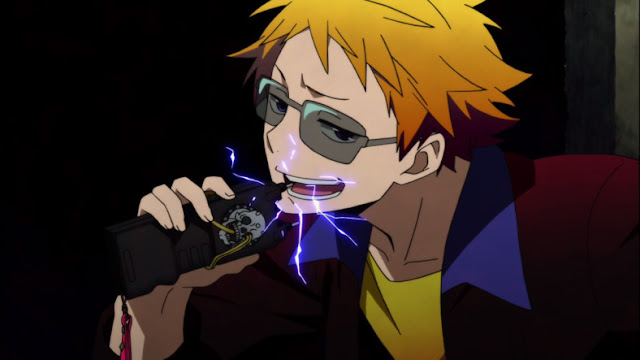 Birthday, Hamatora, anime characters with lightning, badass anime characters, lightning abilities, lightning attacks, electric ability