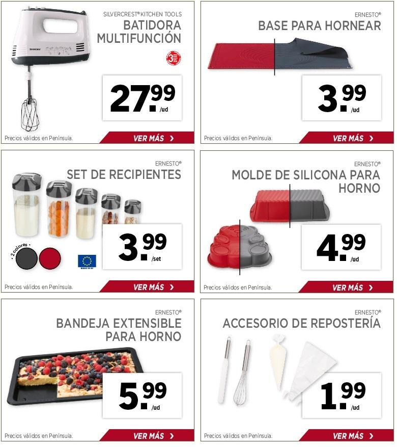 Lidl catalogo lidl ofertas online batidora silvercrest - Batidora amasadora silvercrest ...