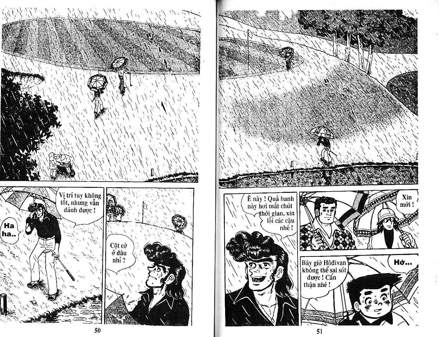 Ashita Tenki ni Naare chapter 27 trang 24