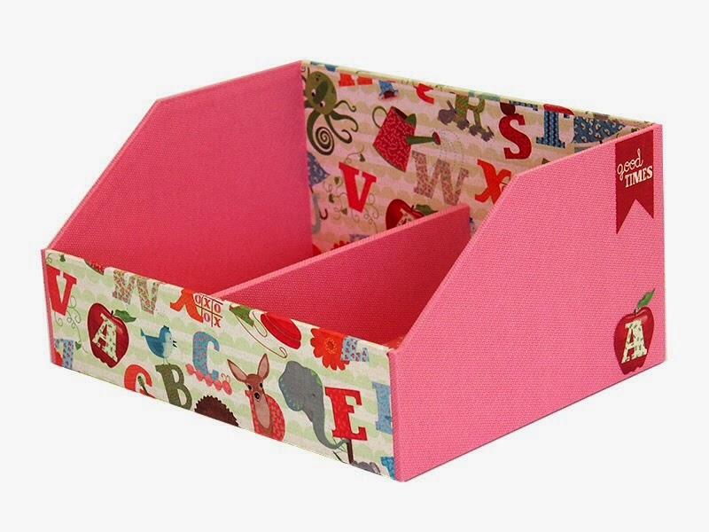 papppier aufbewahrungen f r kleine b cher. Black Bedroom Furniture Sets. Home Design Ideas