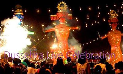 Dussehra Live Ravana Dahan 2016 Tallest Ravan India Pics Videos