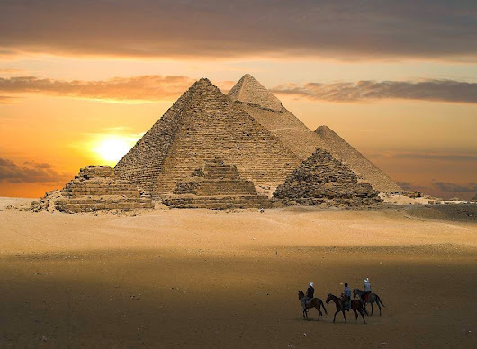 A view great from cairo-Egypt  | beautiful places in the world