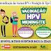 Secretaria de Saúde de Mairi intensifica vacina contra HPV e Meningite C
