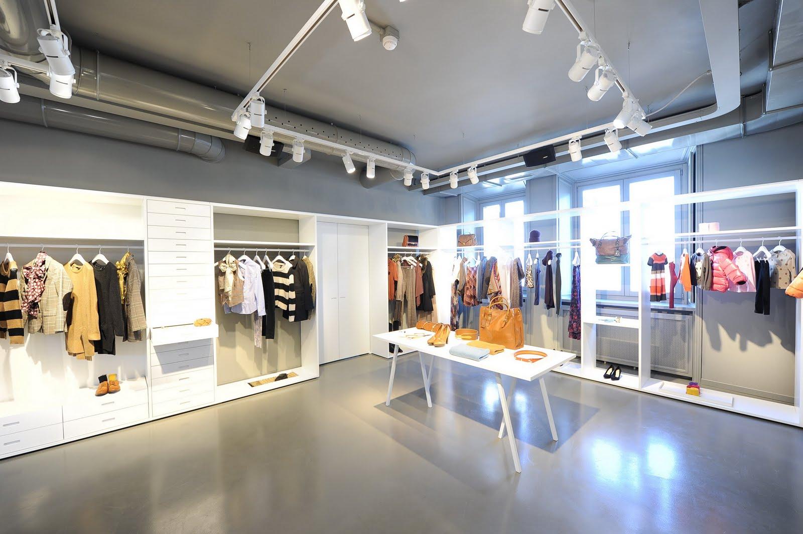 H m showroom in milano for Showroom mobili milano