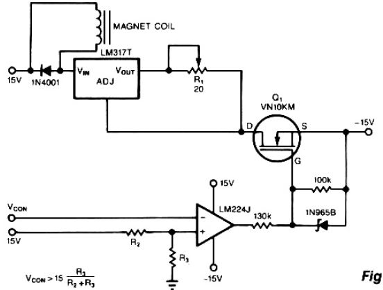 Electronic Circuits for Beginners: Regulator / Current Source