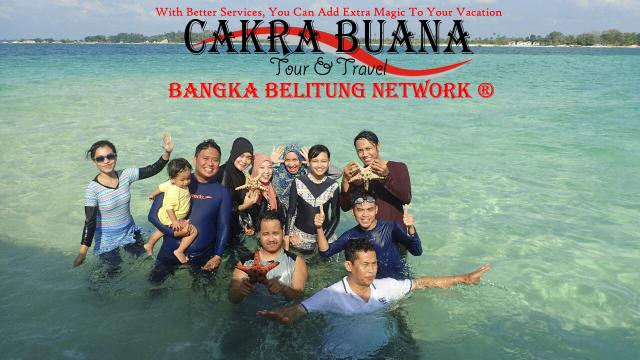 Paket Tour Belitung Tanpa Hotel Penginapan 2d1n