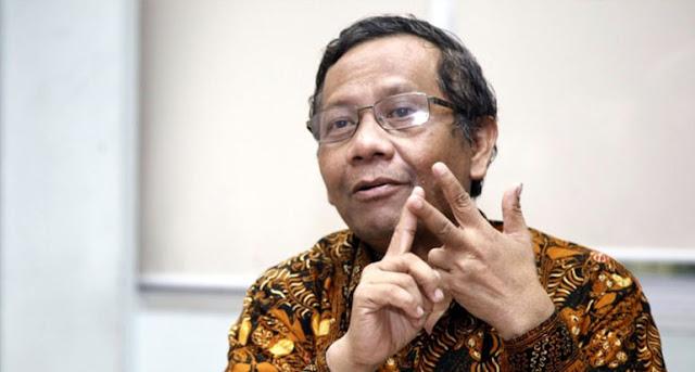 Mahfud Cerita Said Aqil Minta Tolong Selamatkan Menteri NU Dari Kasus Kardus Durian