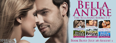 Excerpt, Giveaway, Bella Andre, The Sullivans, Bea's Book Nook