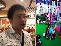 Tendang Bocah Laki-Laki di Playground Jadi Viral, Jonathan Akui Tak Berniat, Hanya Refleks
