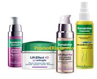 Logo Somatoline Cosmetics: diventa tester trattamenti Snellenti e Anti Age