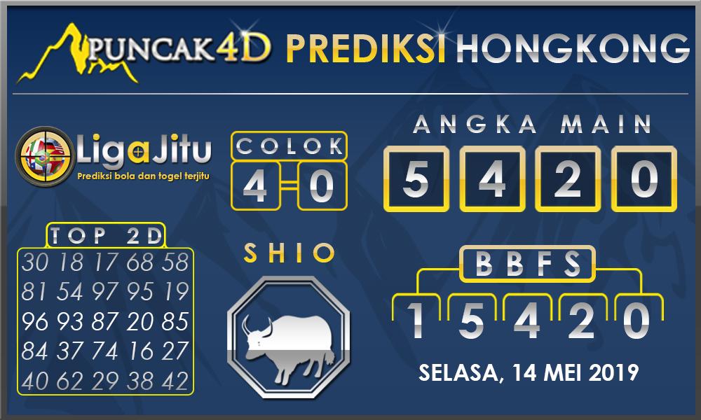 PREDIKSI TOGEL HONGKONG PUNCAK4D 14 MEI 2019