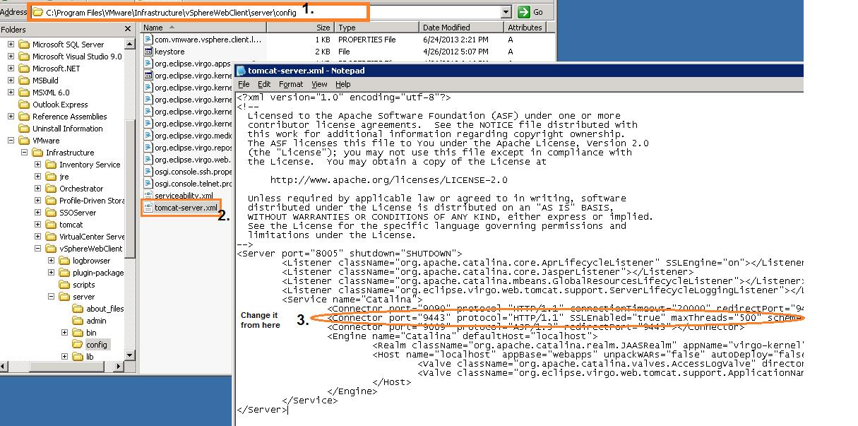 Virtualization The Future: Change vSphere Web Client Default