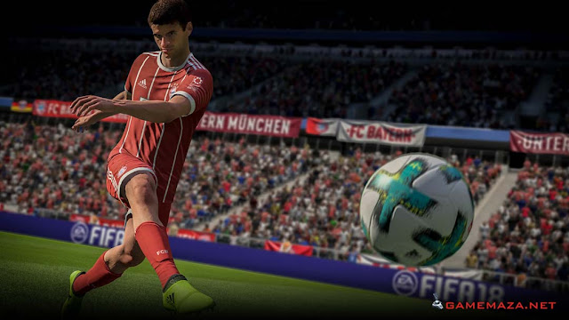 FIFA 18 Gameplay Screenshot 1