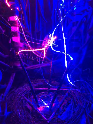Quantum Multiverse Bifurcator Installation