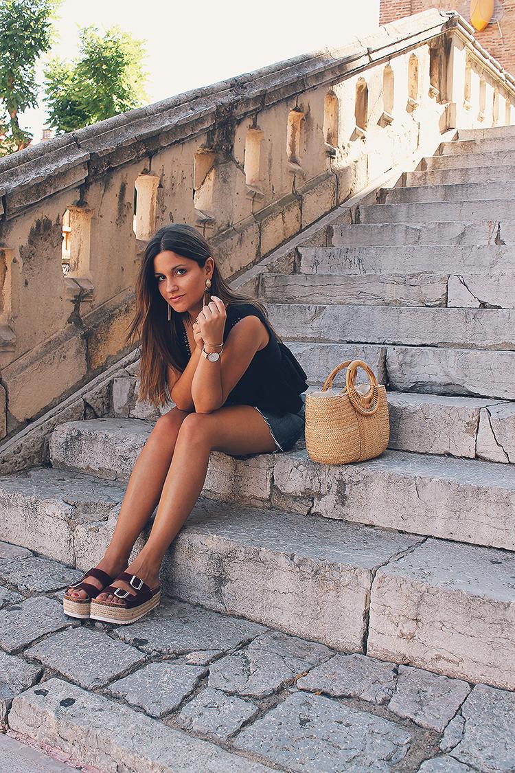 look verano sencillo zatro blog de moda
