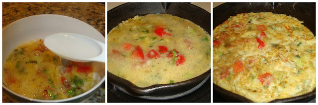 images of omelet/ How to Make A Fluffy Egg Omelette / Omelet.