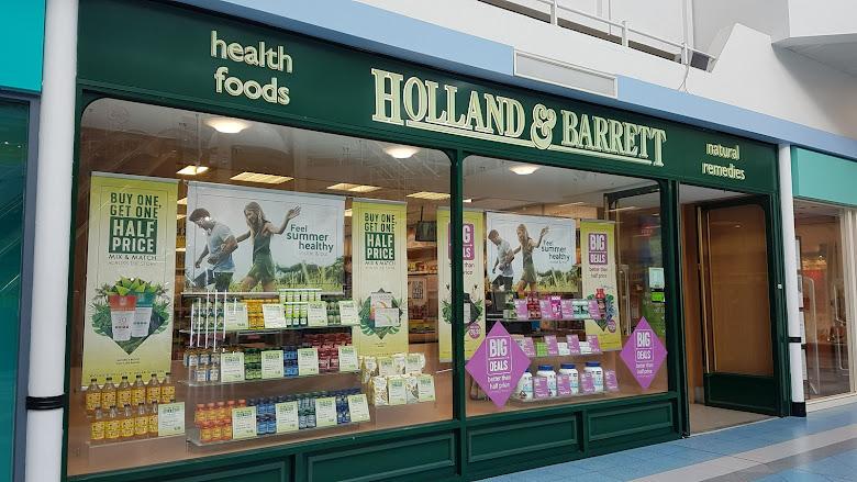 Holland & Barrett,健康保健食品