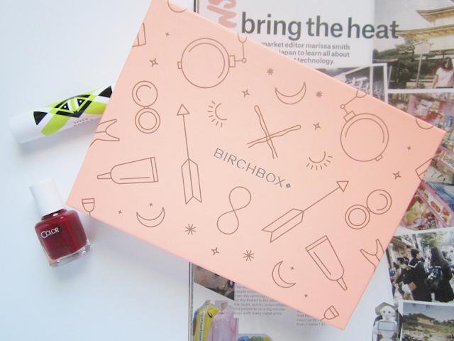 February Birchbox Unboxing