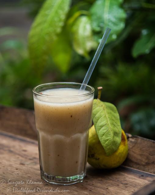 spiced guava juice