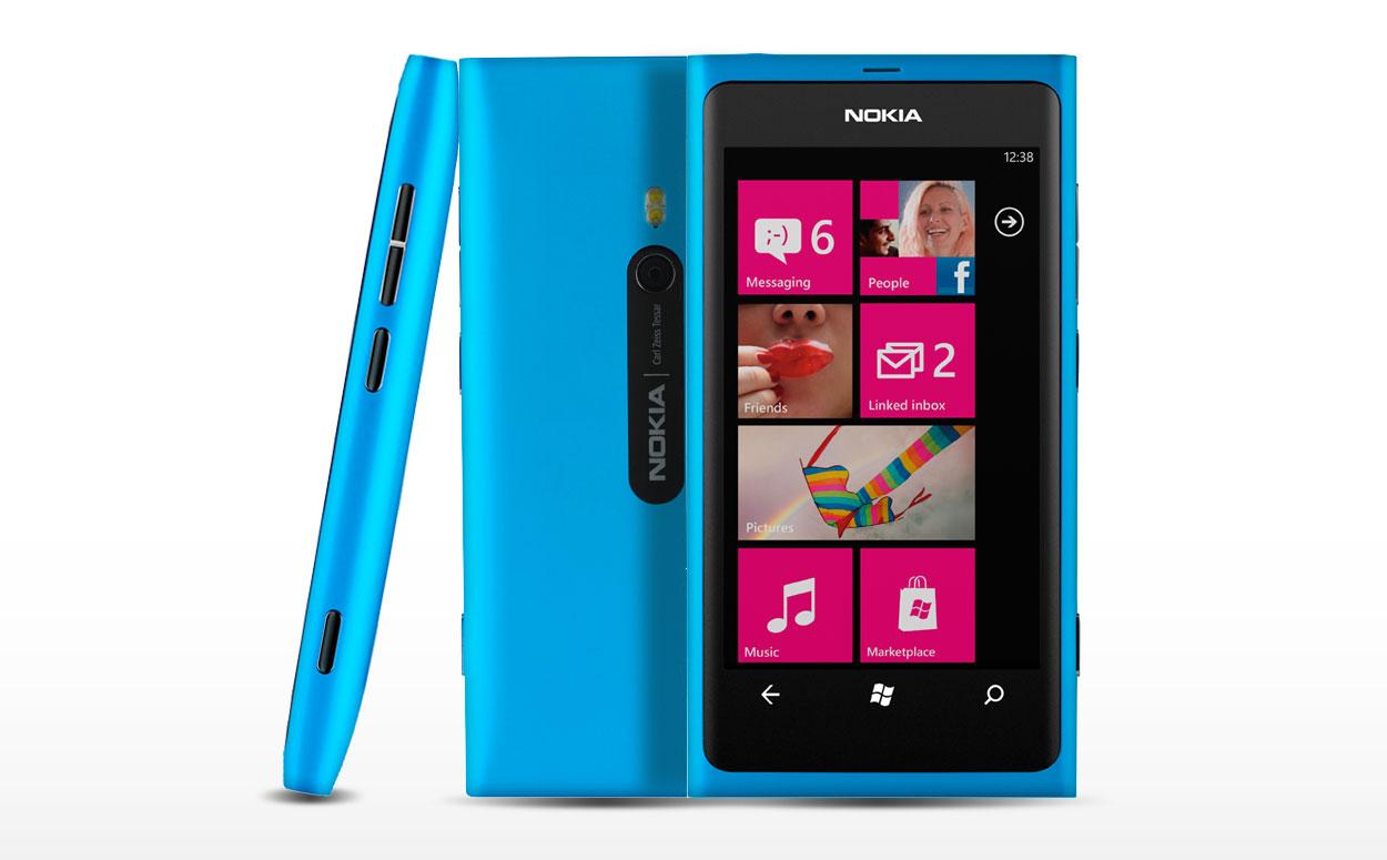 how to set ringtone in lumia 800