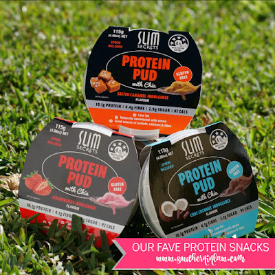 Slim Secrets Chia Protein Puds Review - cheap protein Australia