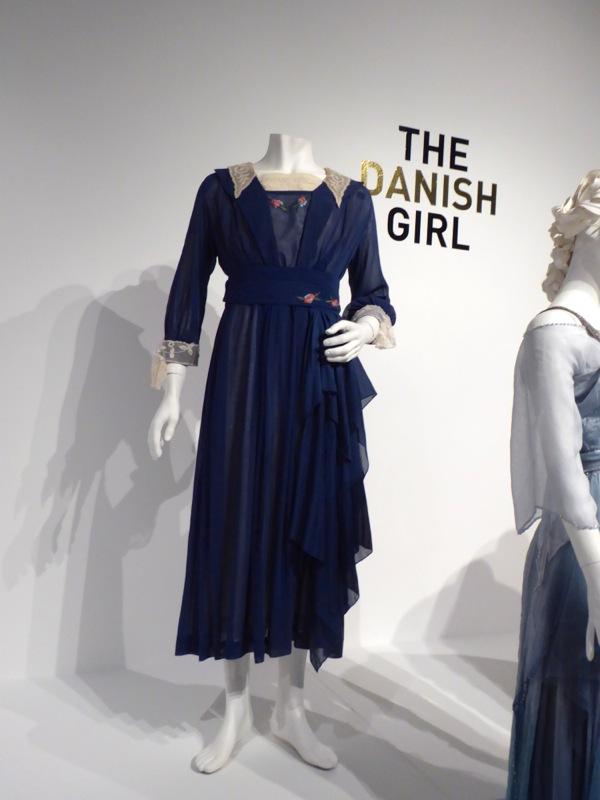 Danish Girl Lili Elbe costume