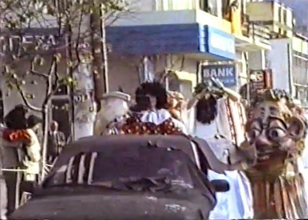 Το πρώτο καρναβάλι της Ηγουμενίτσας το 1994 (ΒΙΝΤΕΟ)