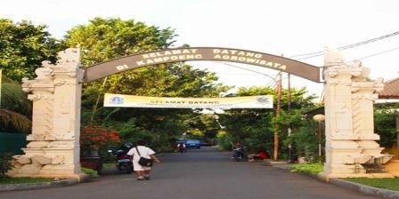 Lokasi Wisata Taman Agrowisata Batuah
