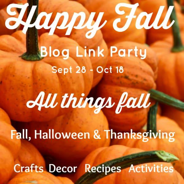 Happy Fall Blog Link Party