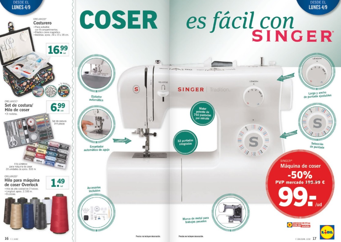 Lidl catalogo for Lidl catalogo ofertas