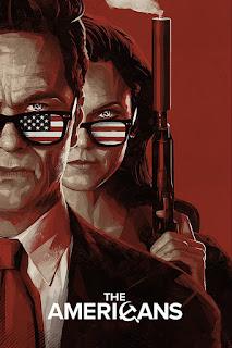 Espías reales serie The Americans