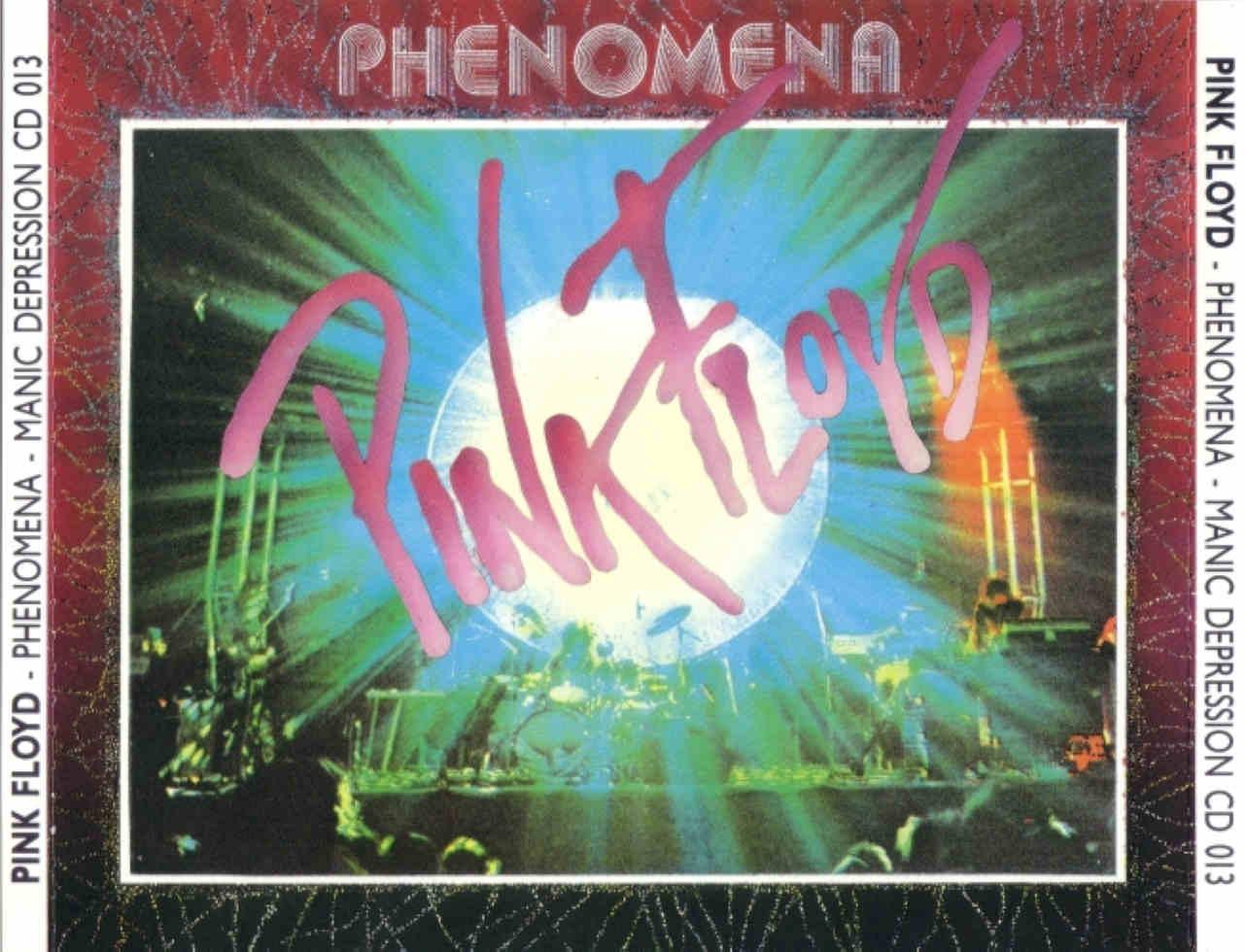 Pink Floyd: Phenomena  Paris Theater, London , England