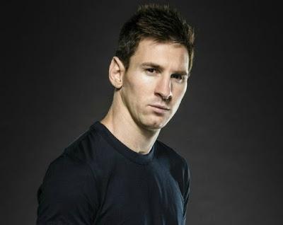 Lionel Messi, 20 Pemain bola terkaya di dunia ke 2 setelah ronaldo