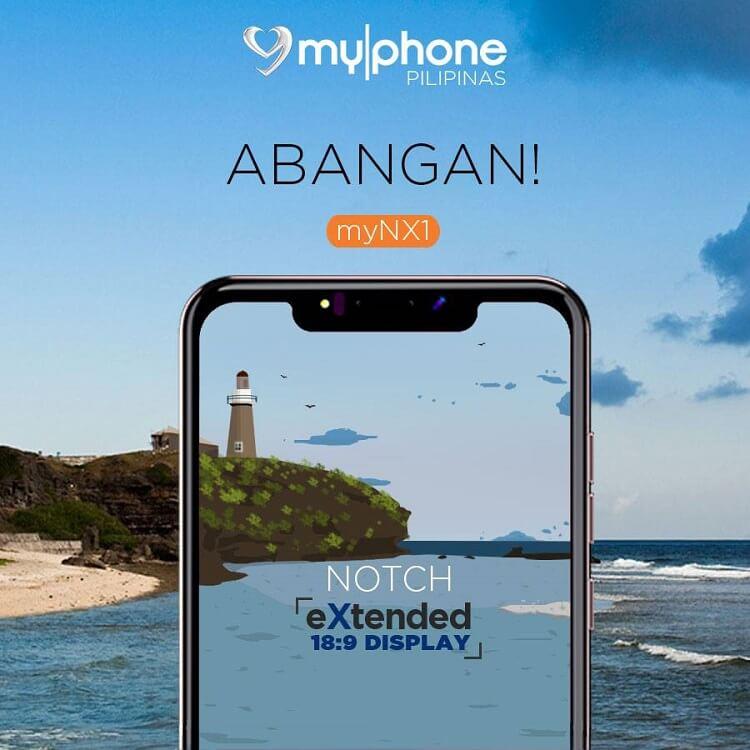 MyPhone Teases myNX1, Priced