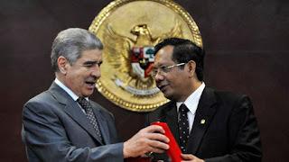 Alami Penurunan: Kerjasama Indonesia-Maroko