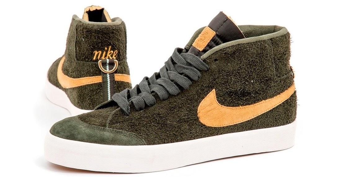 677bdc18fee3 EffortlesslyFly.com - Online Footwear Platform for the Culture  WE CLUB 58  x Nike SB Zoom Blazer Mid