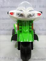 2 Motor Mainan Aki Junior CH8813 BasketBall