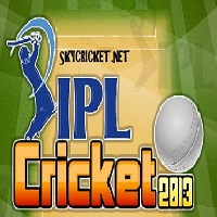 Play IPL 2013 Cricket Game