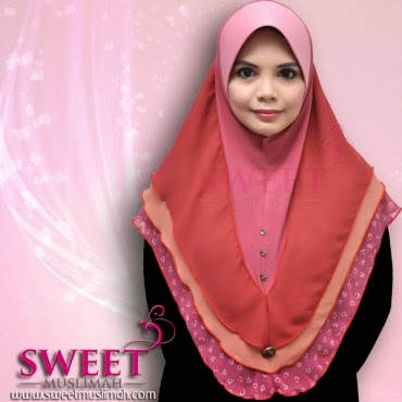 Beli Baju Muslimah Online Di Sweet Muslimah