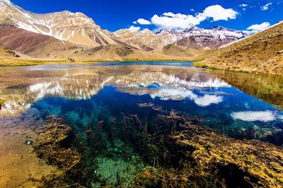 Lagunas de los Patos Cajon del Maipo