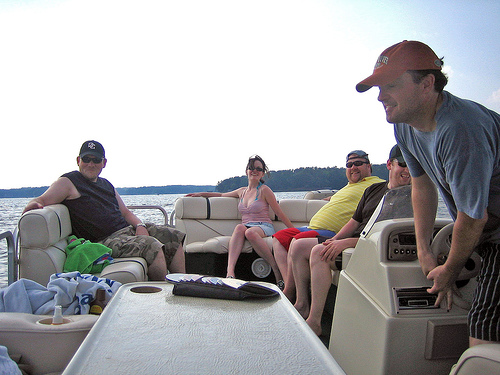 Best Pontoon Boat Accessories for Updating Deck Comfort and Fun   My     Post navigation