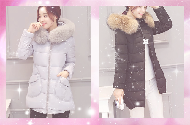 Winter Jackets Rosegal
